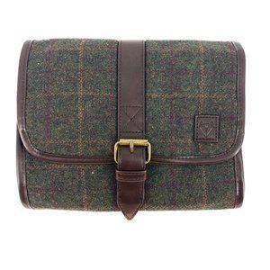 ASHBY & BRANT Wool Blend Dopp Bag